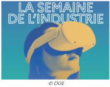 10e édition de la semaine de l'industrie : ouverture des labellisations