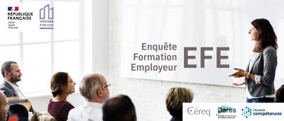 6e édition de l'enquête européenne sur la formation professionnelle continue