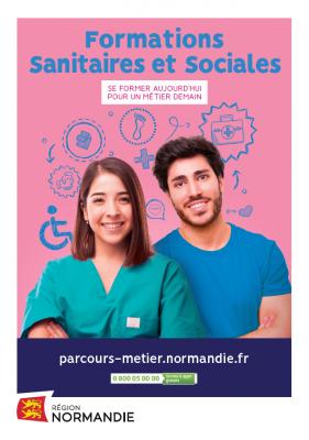 Se former aux métiers du sanitaire et du social en Normandie