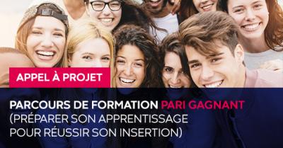 """Appel à projets """"Préparation Opérationnelle à l'Apprentissage Pari Gagnant"""" par l'OPCO EP"""