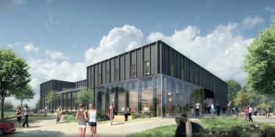Présentation du nouvel Institut de Formation en Soins Infirmiers de Cherbourg