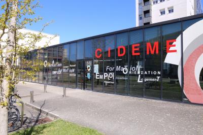 Nouvelle antenne de l'Agence de l'Orientation et des Métiers à Hérouville-Saint-Clair