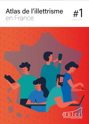Parution du premier Atlas de l'illettrisme en France