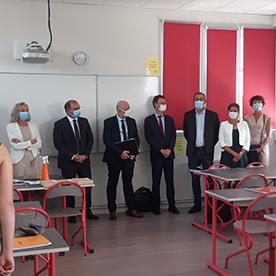 L'École Universitaire de Management de Caen propose désormais un double cursus de formation
