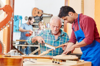 Un dispositif expérimental pour l'emploi des seniors en Normandie