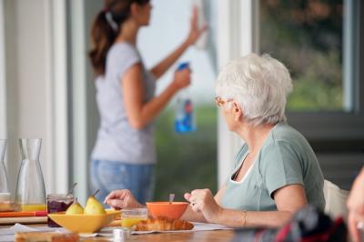 Formation qualifiante au métier d'aides à domicile