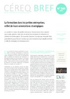 Cereq Bref n° 369 - application/pdf