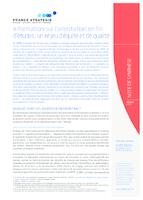 Information sur l'orientation e fin d'études : un enjeu d'équité et de qualité : note de synthèse - application/pdf