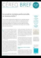 Bref Cereq n° 377, mai 2019 - application/pdf