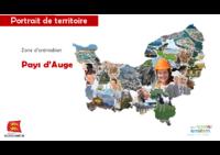 Pays d'Auge : portrait de territoire - application/pdf