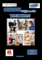 Insertion professionnelle des apprentis sortis des CFA normands en juin 2018 (8 p.)