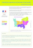L'activité des organismes de formation en Normandie (7 p.)