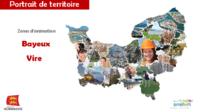 Portrait de territoire Bayeux - Vire