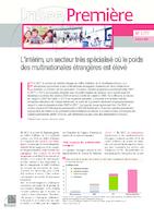 Insee Première n° 1777, octobre 2019. - 4 p.