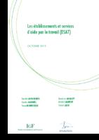 Les établissements et services d'aide par le travail, Igas, IGF, novembre 2019. - 186 p.