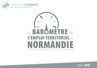 Le baromètre de l'emploi territorial en Normandie - Année 2019 - 7 p.