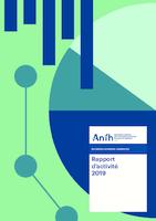 Rapport d'activité 2019, ANFH, juillet 2020. - 4,3 Mo